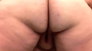 Fat Whore And Two Midgets Fuck Each Other - On The Couch