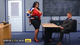 Brazzers Big Tits at School Oliver Flynn Sofia Rose Disciplinary Action