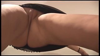 MATURE ENGLISH IN STOCKINGS UPSKIRT TEASE 4 (XED)