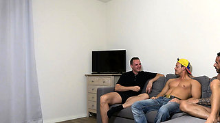 Big tits german latina milf double penetration by threesome