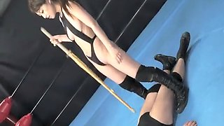 Japanese sex wrestling AIG-01