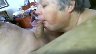 Granny'S Cum Swallow