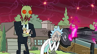 Rick and Morty s03e01