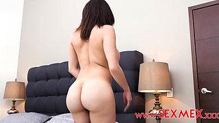 Debut Anal for Busty Latina Alexandra