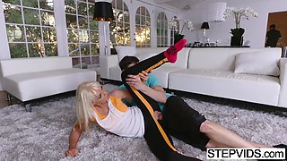 stepmom marie mccray seducing her stepson
