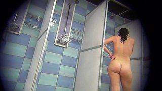 Public Pools Shower Voyeur