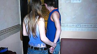 18 Videoz - Angela - Dormitory sex story