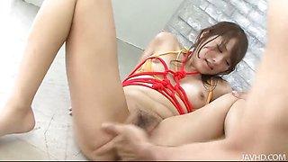 Raunchy Bondage Action with Iori Miduki