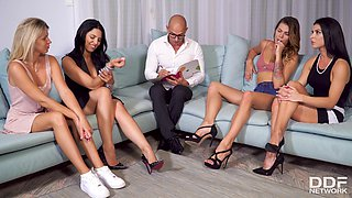 egog - deliciously dirty lesbian swingers -