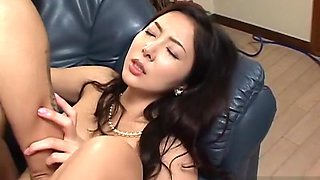 Amazing Japanese whore in Crazy Blowjob, Creampie JAV movie