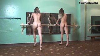 flexible teen girls