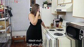 الابن يغتصب الام - سكس مترجم son fucks cheating mom