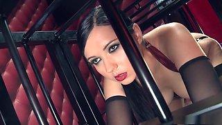 Fabulous pornstar Angel Summer in horny european, brazilian adult scene