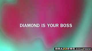 Brazzers - Big Tits at Work - Diamond Jackson and Jordi El Nino Polla - Diamond Is Your Boss