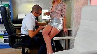 i wish i had a secretary like this