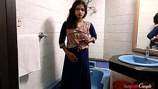 Indian Teen Sarika With Big Boob In Shower