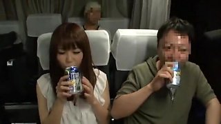 Incredible Japanese model Hinano Harumiya, Ryoka Yuzuki, Yuuka Konomi in Best Doggy Style, Bus JAV movie