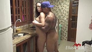 My Kitchen My Pleasure PornoBr Videos