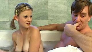 alex divine dad bath
