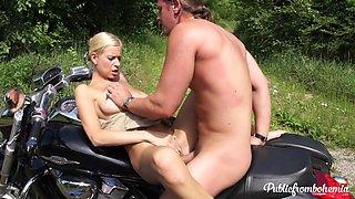 Horny Bikers - Porncz