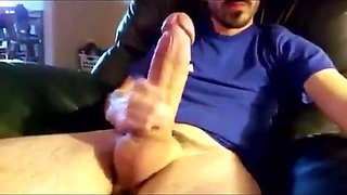 23cm of large monster cock