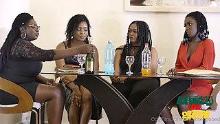 African Sex Globe Pt 1