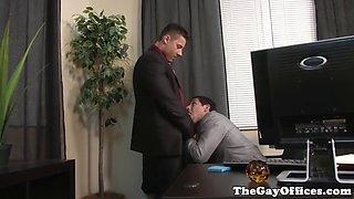 tony Newports kisses her new boss