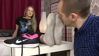 Obey me foot freak russian mistress femdom foot fetish169821822 456239723