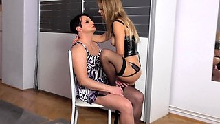 princess nicole Train her crossdresser slave to a Sissy