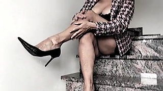 Amanda altes  Nylon Model