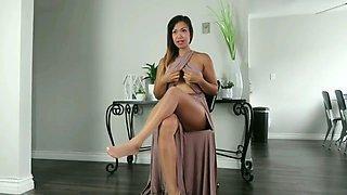 Girl sexy pantyhose