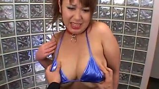 Amazing Japanese model Maria Hayashi in Hottest Big Tits, Facial JAV movie