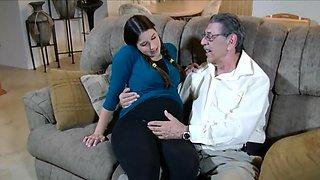 pregnant - It's For The Baby Grandpa