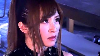 Hottest Japanese whore Miku Ohashi in Incredible Facial, Threesomes JAV clip