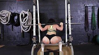 TeamSkeet - Behemoth Cheeks Boned in Gym