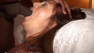 Jackie Face Fucked By BBC