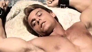 BDSM sex with slaves in retro porn