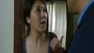 Japan milf adultery was discovered by her son - pt2 on hdmilfcam.com