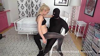 Mm on her slave