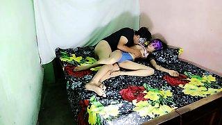 Indian Wife Enjoying Rough Hard Sex