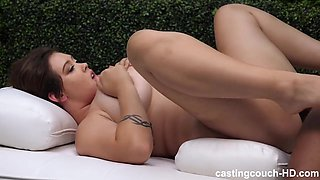 Short Haired & Chubby Doll Destroyed By Bbc