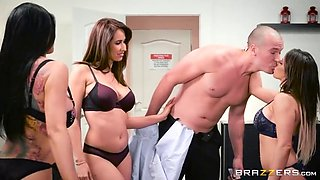 Brazzers - Isis Rachel Romi - Pornstars Like it Big