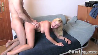 Casting HD Clueless mother I'd like to fuck does anal