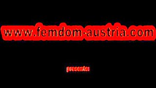 Femdom Austria Ladies dominate and humiliate slaves