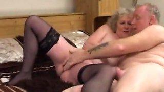 Rampant british grannies