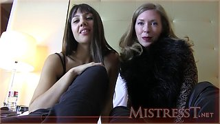 Mistress t&#39s friend