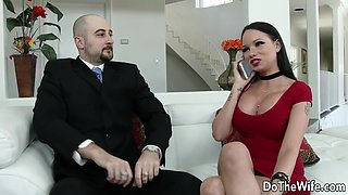 Raven Bay - Watch Me Fuck Your Wife