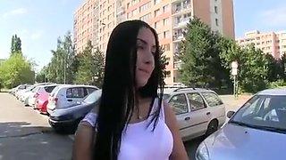 Beautiful Czech Girl Fucks Total Stranger