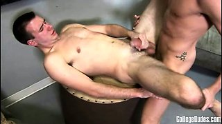 Gage Preston is back, showing us how aggressive and