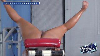 A lusty workout